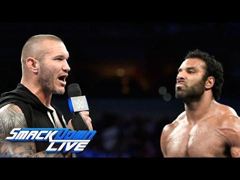 Randy Orton confronts Jinder Mahal and addresses Bray Wyatt: SmackDown LIVE, April 18, 2017