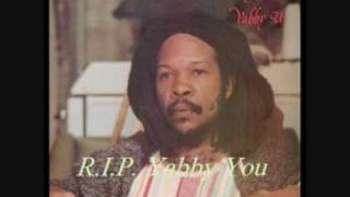 yabby you - Jah Jah way