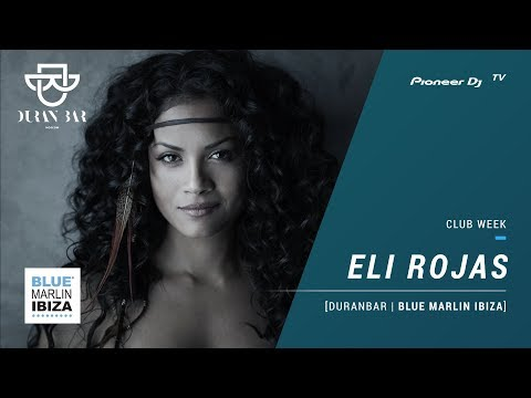 DURAN BAR | BLUE MARLIN IBIZA / ELI ROJAS [ club mix ] @ Pio