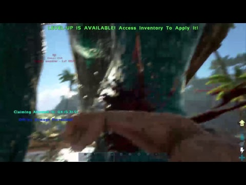 QxiSnipers-'s ark servival evolved explore edition ep resumed