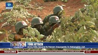 Army Kills Several Boko Haram Insurgents In Yobe