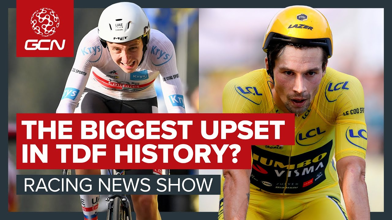 The Biggest Upset In Tour de France History?   GCN Racing News Show
