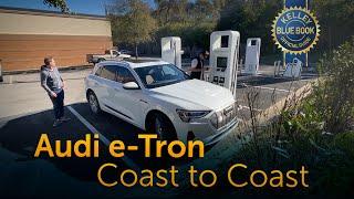 2019 Audi eTron - Coast to Coast