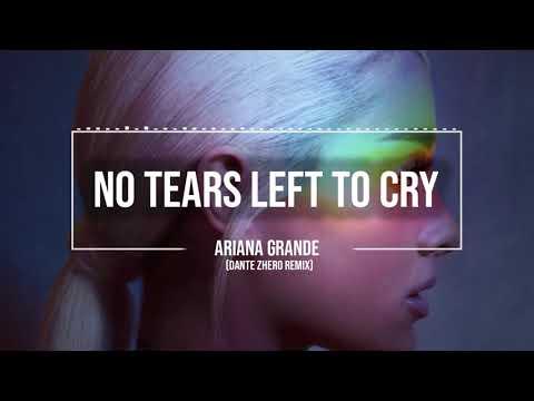 Ariana Grande - No Tears Left To Cry (Dante Zhero Remix)