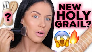 NEW HOLY GRAIL FOUNDATION!!? DIOR BACKSTAGE FOUNDATION REVIEW!!