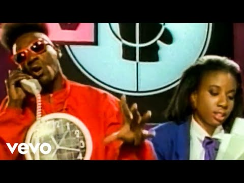 Public Enemy - Night Of The Living Baseheads (Dope Version)