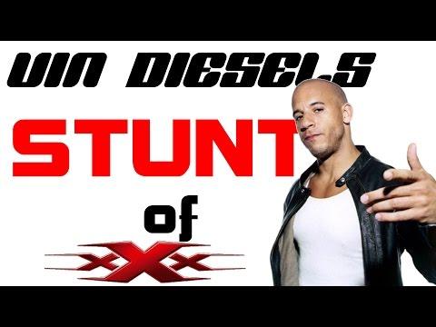 Vin Diesel's Stunt of xXx HD