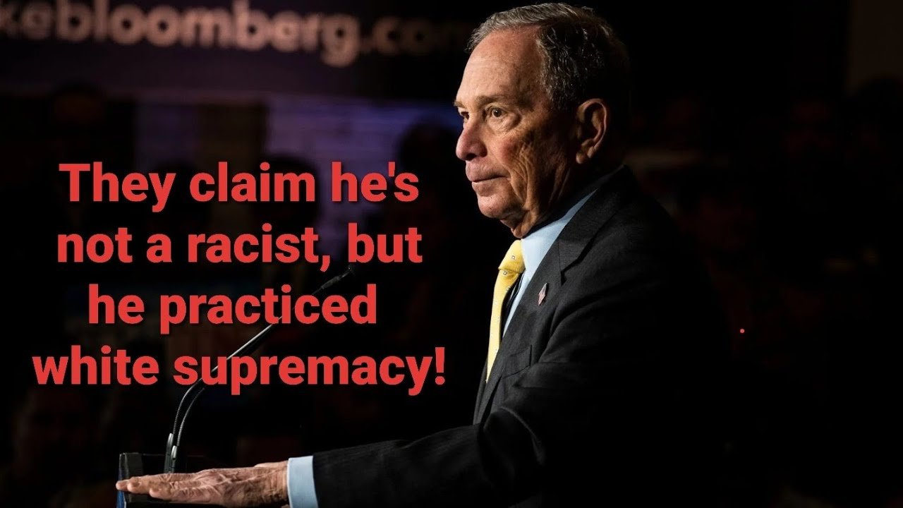 Mike Bloomberg FAILS @ the black vote
