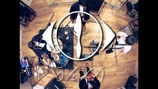 ヨルシカをメドレーにして1人でバンドしてみた -Yorushika Medley Band Cover