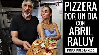 PIZZERA POR UN DIA   Con Abril Raluy   Pino Prestanizzi