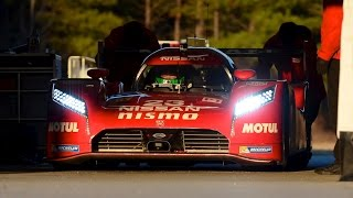 Nissan: Voices of the Pilots - NISSAN GT-R LM NISMO