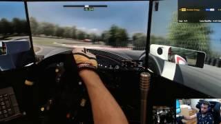 Iracing - OWMGT Race 1 ( Dallara DW12 @ Mid-Ohio)