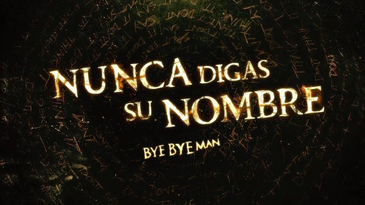 NUNCA DIGAS SU NOMBRE (Bye Bye Man) - Disponible en DVD y Blu-Ray - Tráiler HD