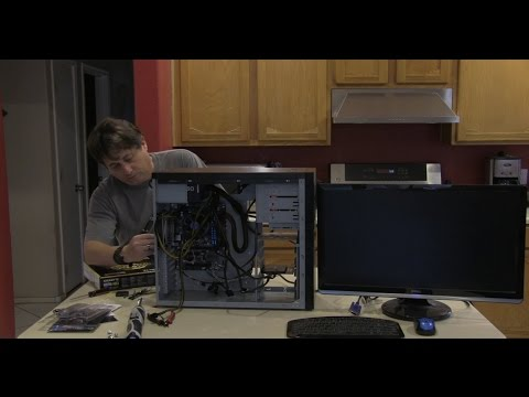 Upgrading A Computer