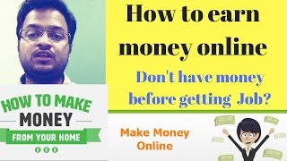 Hello friends, i am telling you how can use your skills and make money using that. these ways as part time things do preparation in ...