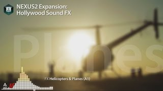 refxcom Nexus² - Hollywood Sound FX Expansion