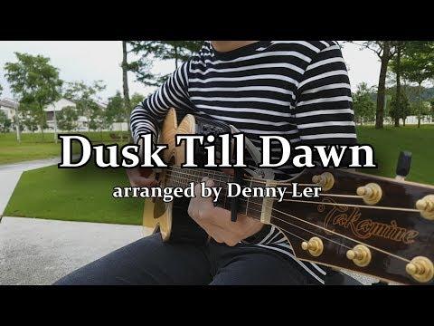 Free Tabs Dusk Till Dawn   Zayn ft Sia   Fingerstyle Guitar Cover
