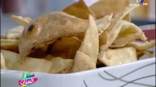ست الستات - طريقة عمل ( بطاطس مكسيكى - ناشوز بالجبنة ) مع الشيف أحمد بدوى