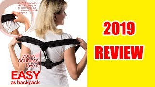 ▶️ Best Posture Corrector for Women and Men 2019