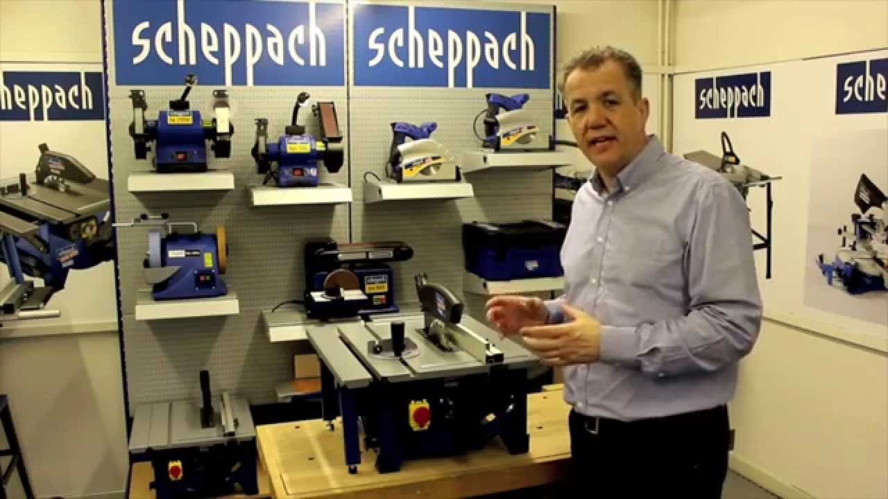 scheppach hs80 product review - youtube