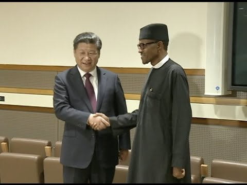 Chinese President Calls for Boosting Cooperation with Nigeria