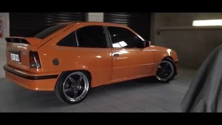 Turbo Opel Kadett Superboss | Like a Boss