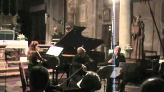 O. MESSIAEN QUATUOR POUR LA FIN DU TEMPS Orta Festival 2013 L.Paccagnella cello  E.Piemonti piano