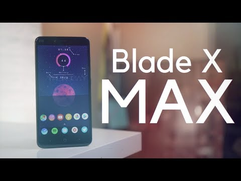 The Daily Driver Ep. 3 - ZTE Blade X Max! Budget Beast!