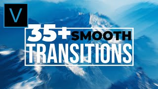 Vegas Pro 16: How To Create Transitions Like Sam Kolder - Tutorial #431.