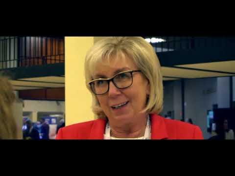 Wywiad z Gabrielą Lisius, starostą wejherowskim podczas XXVI Zgromadzenia Ogólnego ZPP.