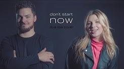 DON'T START NOW - DUA LIPA // Izzy Wallace & Adam Domorsky