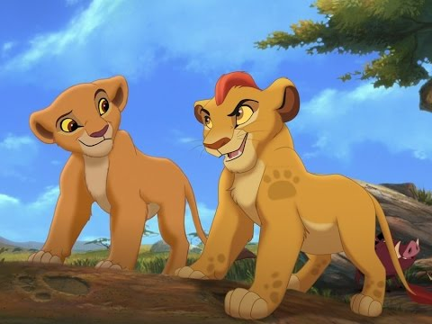 Can  the lion guard sex filthy white