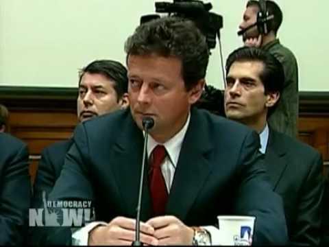 BP CEO Tony Hayward Denies BP Recklessness