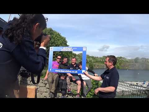 Diveworld Videos   Celebrating Success
