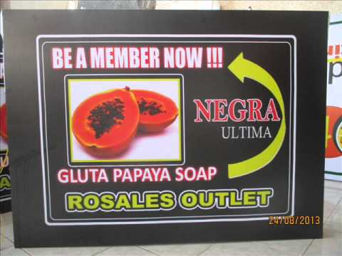 SERVICE OUTLETS OF NEGRA ULTIMA IN LUZON