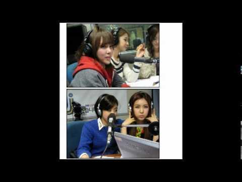 [120122] Radio T-ara