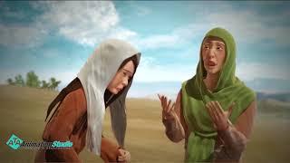 كليم الله   قصه إلقاء سيدنا موسي في اليم