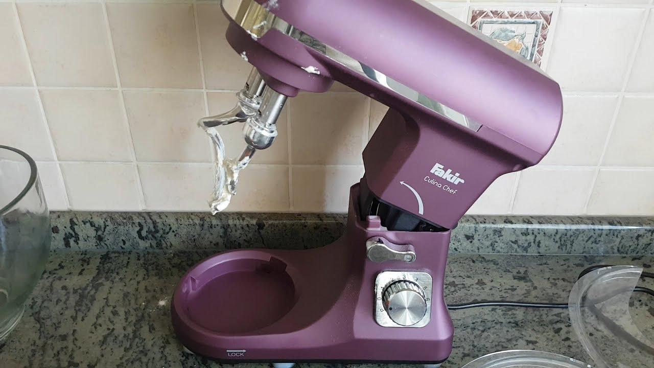 Fakir Culina Hamur Yoğurma Makinesi İnceleme