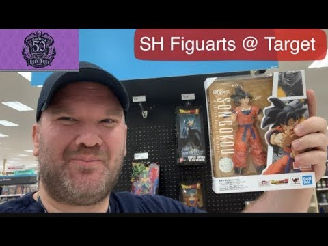 SH Figuarts @ Target! Saturday Funday Toy Hunt