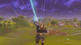 Fortnite Thanos Gameplay