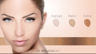 Skin Renewing™ Concealer by Jo Mousselli®
