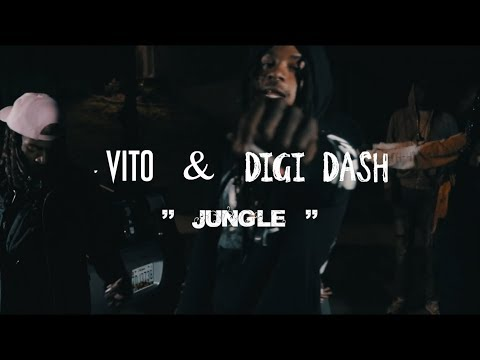 Vito Kash | '' Jungle ''& Digi Dash (Official Video)