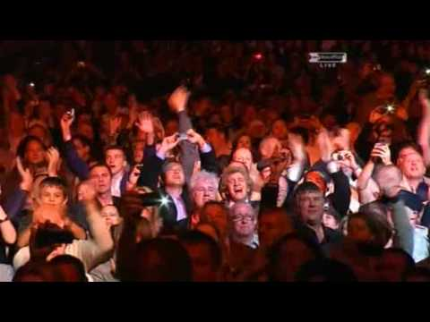 ricky hatton Ring Entrances