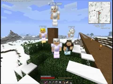 """Смотреть прохождение игры [Coop & Friends] Minecraft 1.3.1. Серия 18: """"Возвращение домой""""."""