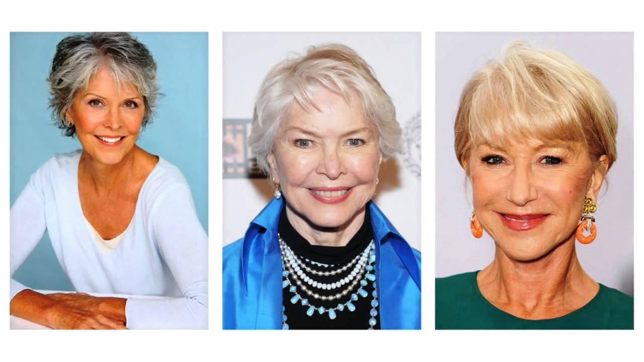 Corte De Cabelo Para Senhoras De 60 Anos