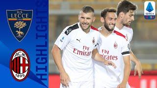 Lecce 1-4 Milan | Brilliant Milan Score 4 Past Lecce! | Serie A TIM