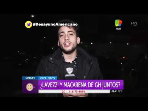 Descubren al Pocho Lavezzi muy cerca de Macarena de Gran Hermano 2016