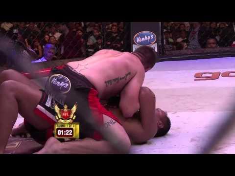 SFL - 1 India | Neil Natasadu vs Travis Bell