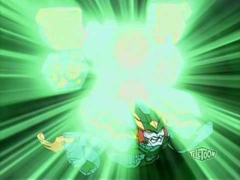 Bakugan Gundalian Invaders - 25 - Dragonoid Colossus