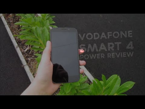 Vodafone Smart 4 Power review